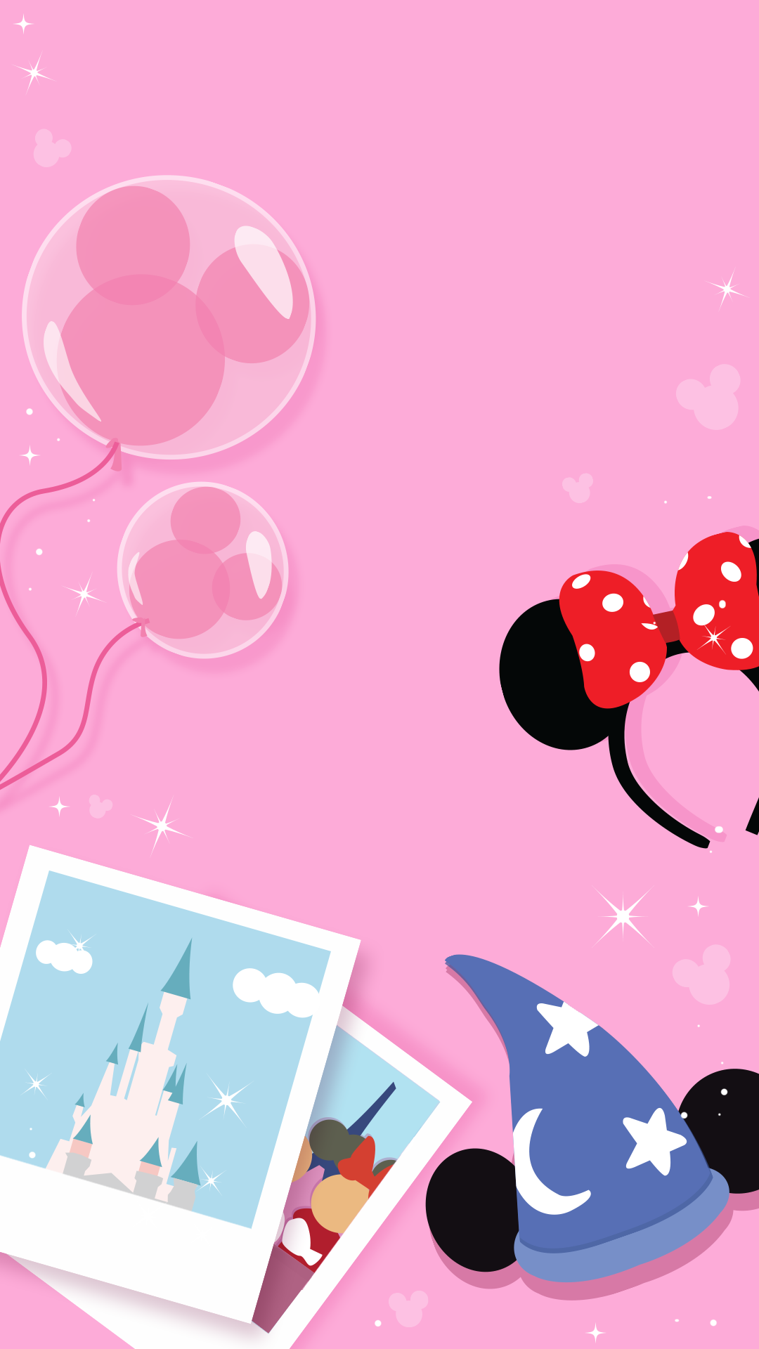 Disney Girl Disneyland Smartphone Ipad Wallpaper Disney