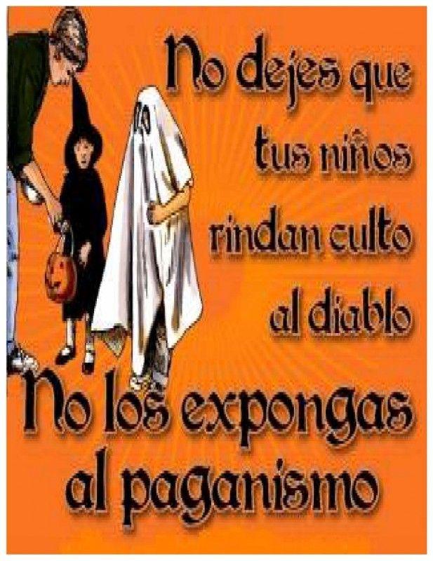 halloween obras de las tinieblas | Palabra de Dios | Pinterest ...