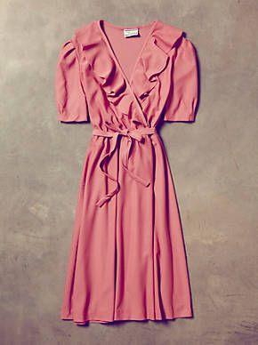 Free People Vintage 1970s Dance Dress, $298.00