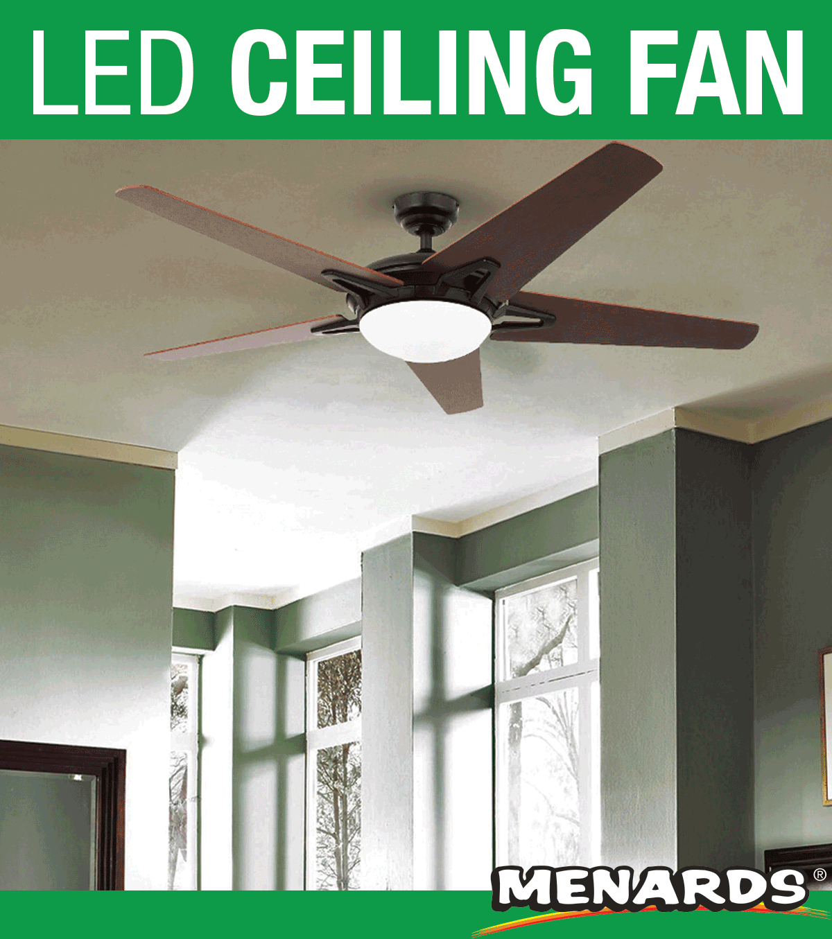 Patriot Lighting Midori Ii 52 Oil Rubbed Bronze Led Ceiling Fan In 2020 Ceiling Fan Led Ceiling Fan Contemporary Fan