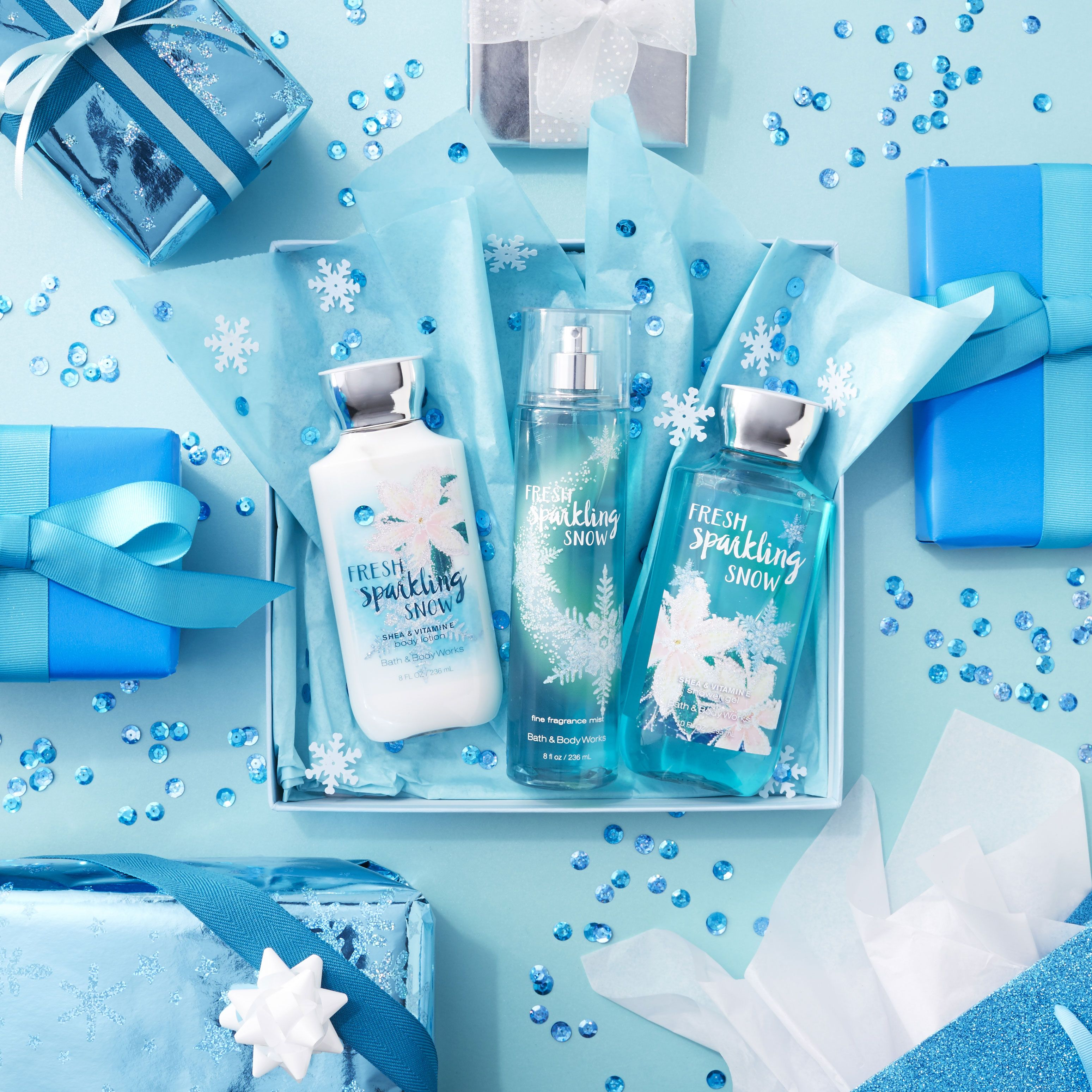 Fresh Sparkling Snow Is The Perfectchristmas Gift To Thrill Your