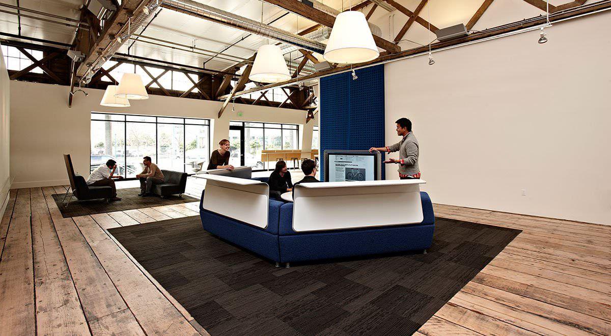Ideo san francisco carpet pinterest corporate interiors panel