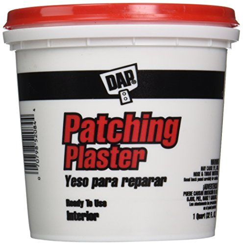How To Use Patching Plaster Diy Projects Small Repair Plaster