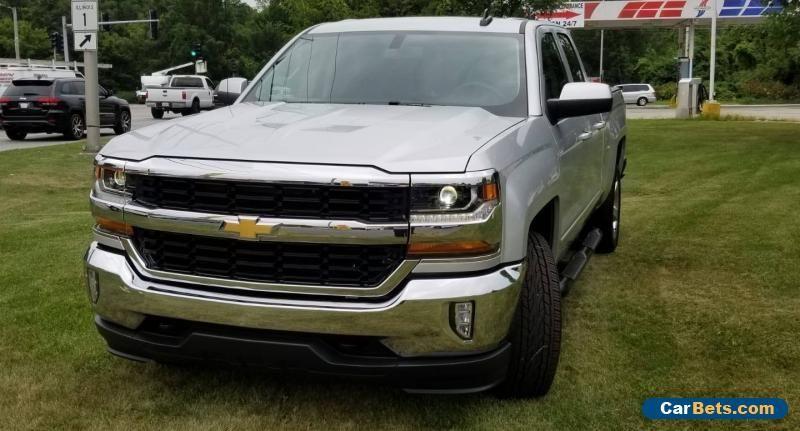 Car For Sale 2018 Chevrolet Silverado 1500