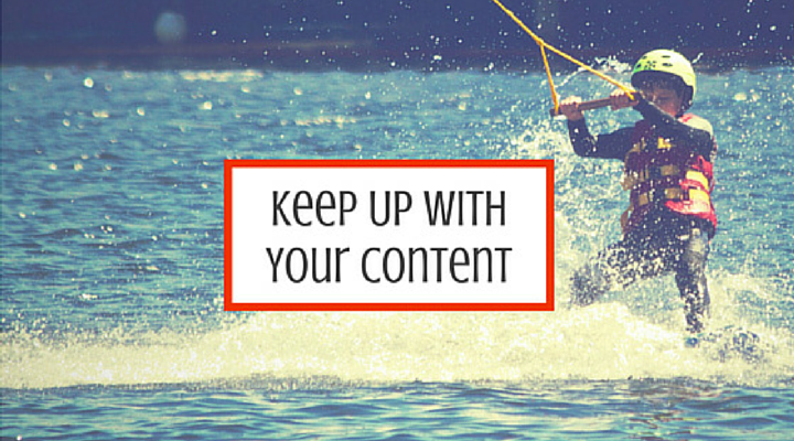 Is your content working for you, or are you frantically working for your content? Our new blog post takes an honest look at what needs to happen BEFORE the content calendar gets filled and the social media posts scheduled. How well are you keeping up with your content?