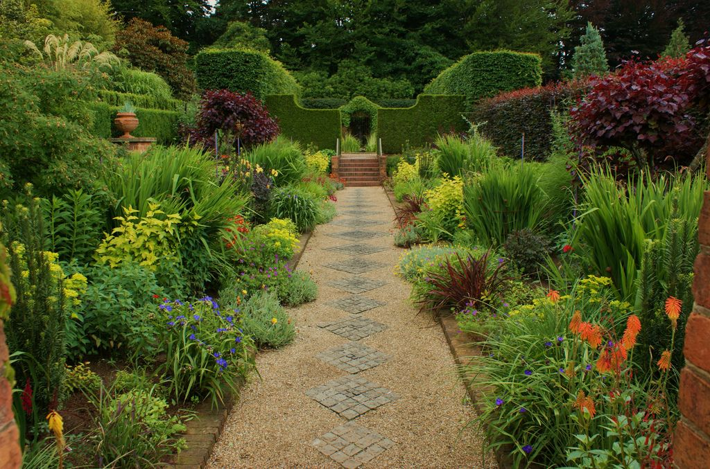 New South Wales Australlia Landscape Design Traditional Landscape Garden Design