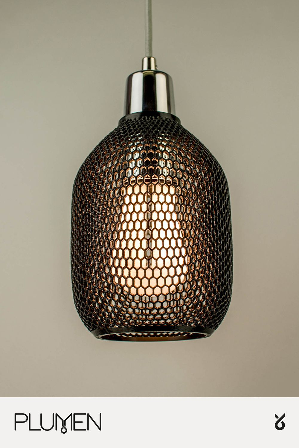 Hive A Recycled 3d Printed Light Shade Light Shades Cool