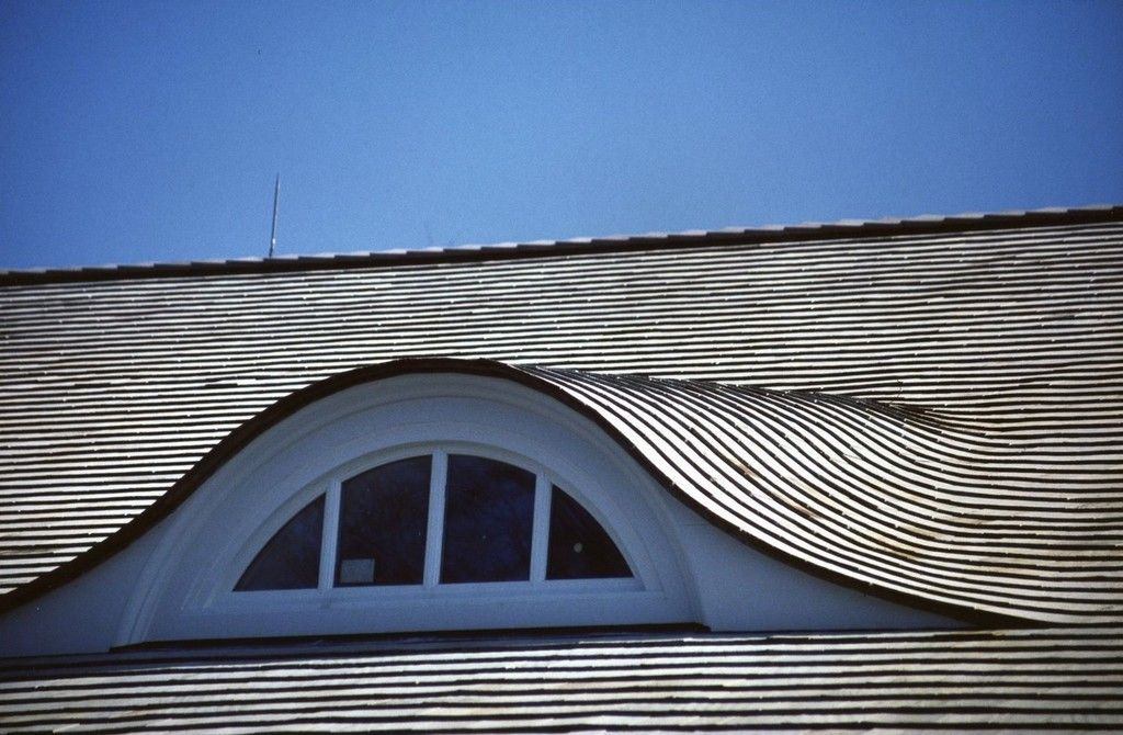Eyebrow Dormer With Cedar Roof Shakes By Advantage