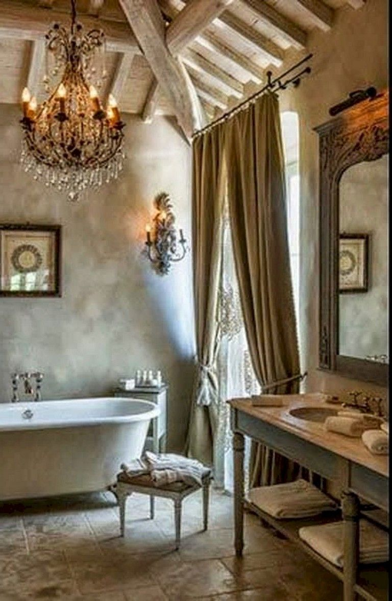 25 Best French Country Design And Decor Ideas For Amazing Home Design And Decorating Page 10 French Country Bathroom Unique Bathroom Design Unique Bathroom
