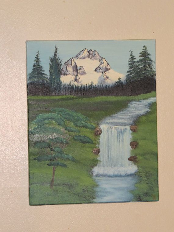 Mount Valley by JMIII on Etsy