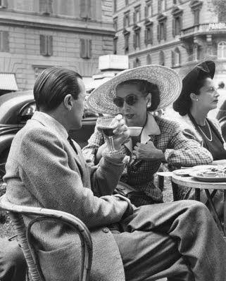 1940 S Cafe Scene Photo Black And White Photography Cafe Society