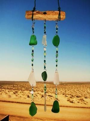 Irish Sea Glass Suncatcher/ Wind Chime #irishsea Irish Sea Glass Suncatcher/ Wind Chime: A collection of white and shades of green sea glass, which I drilled and attached glass beads, then hung from a piece of driftwood #irishsea Irish Sea Glass Suncatcher/ Wind Chime #irishsea Irish Sea Glass Suncatcher/ Wind Chime: A collection of white and shades of green sea glass, which I drilled and attached glass beads, then hung from a piece of driftwood #irishsea Irish Sea Glass Suncatcher/ Wind Chime # #irishsea