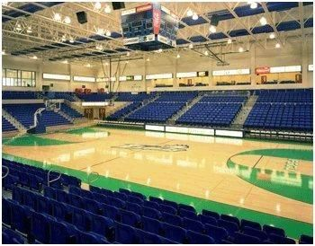 Florida Gulf Coast University Refurbishes Alico Arena Florida Gulf Coast University Gulf Coast Florida Florida