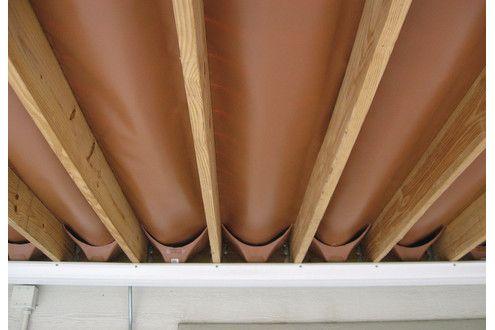 Trex Rain Escape Under Deck System Under Deck Drainage