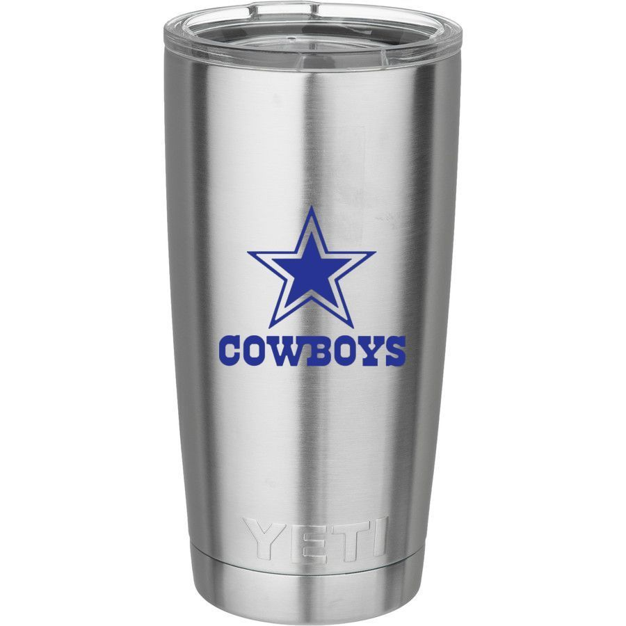 Details About Dallas Coyboys Decal Sticker For Yeti