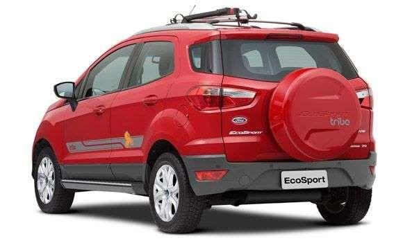 Ford Ecosport Ganha Kit De Acessorios Com Adesivos E Novos Equipamentos Voltados Para Praticantes De Redacao Fotos Divulgac Com Imagens Ford Ecosport Ford Esportes