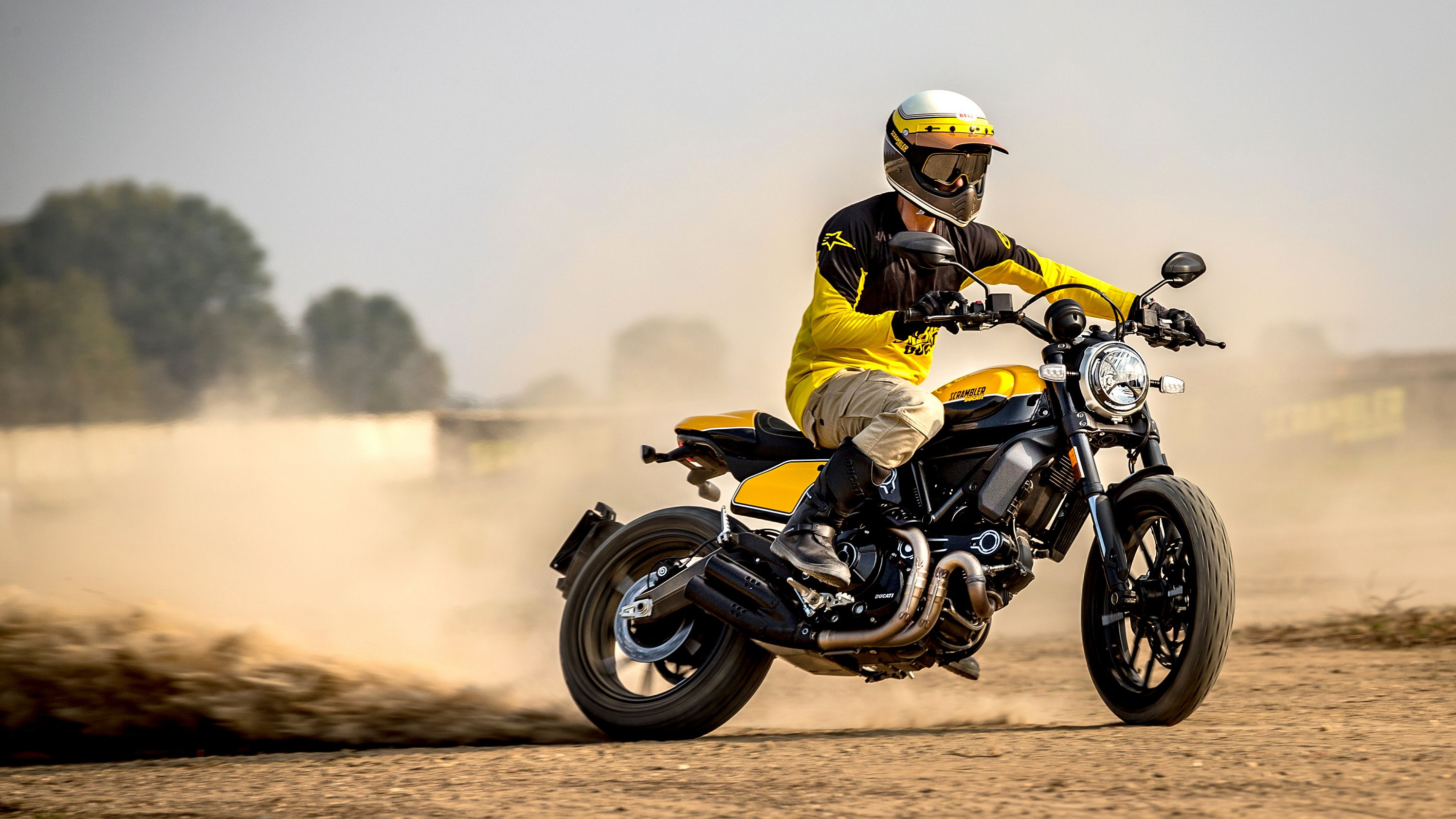 2019 2020 Ducati Scrambler Full Throttle Top Speed Ducati