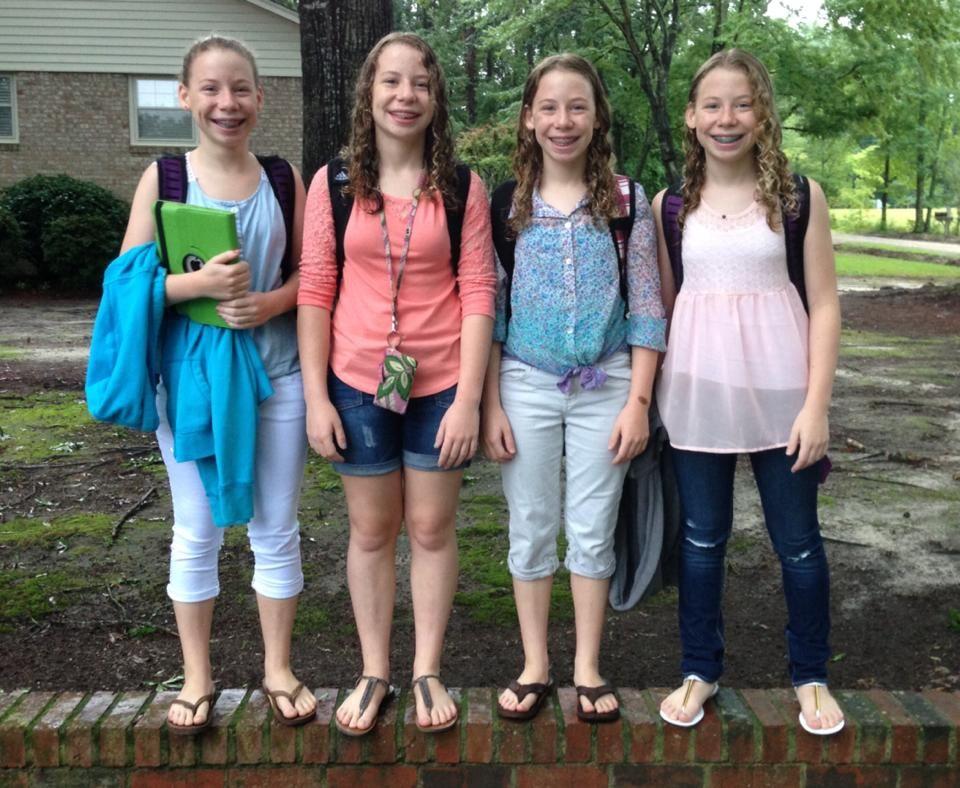 Quadruplet Joy Multiples In The News Hdydi Identical