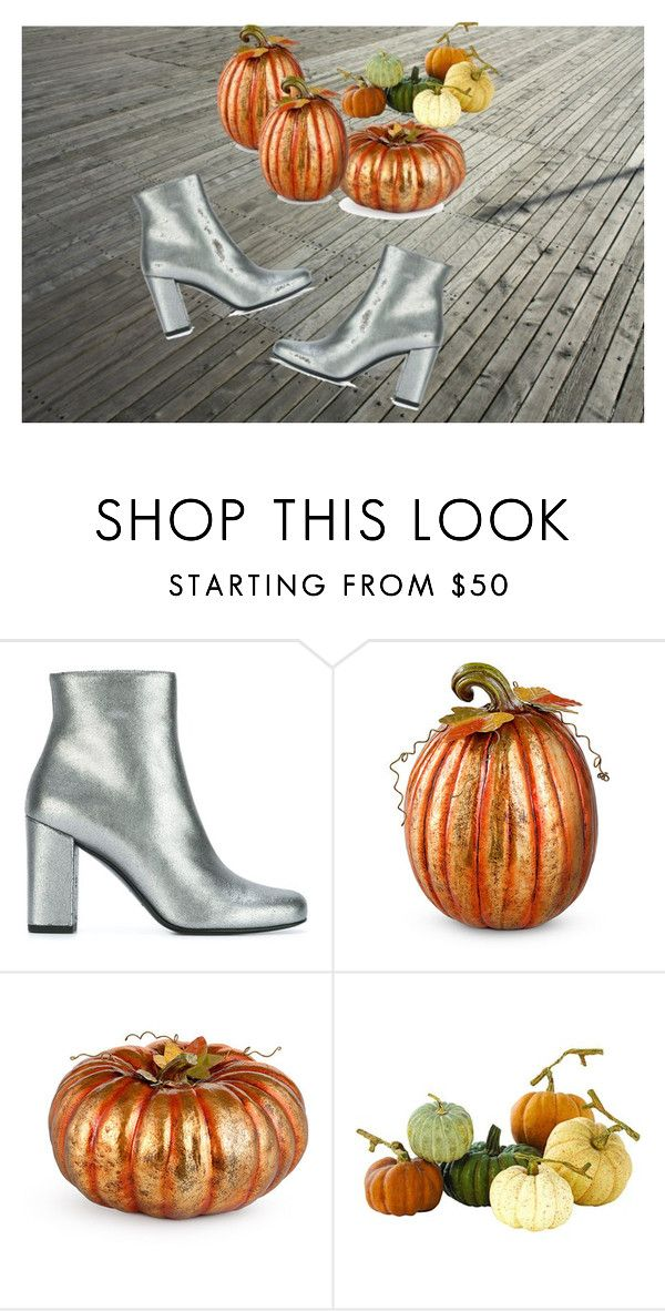 """""""Untitled #101"""" by hanny998 ❤ liked on Polyvore featuring Yves Saint Laurent, Improvements and Home Decorators Collection"""
