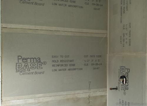 foam tile backer boards wedi board
