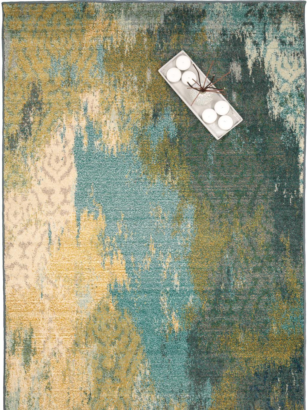 Vintage Erkunde Teppiche Etikette und noch mehr