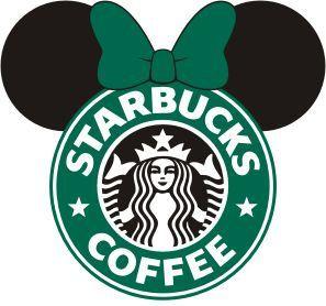 Minnie Starbucks Svg Minnie Ear Starbukcs Design Starbucks Logo Svg Files Starbucks Logo Starbucks Starbucks Coffee