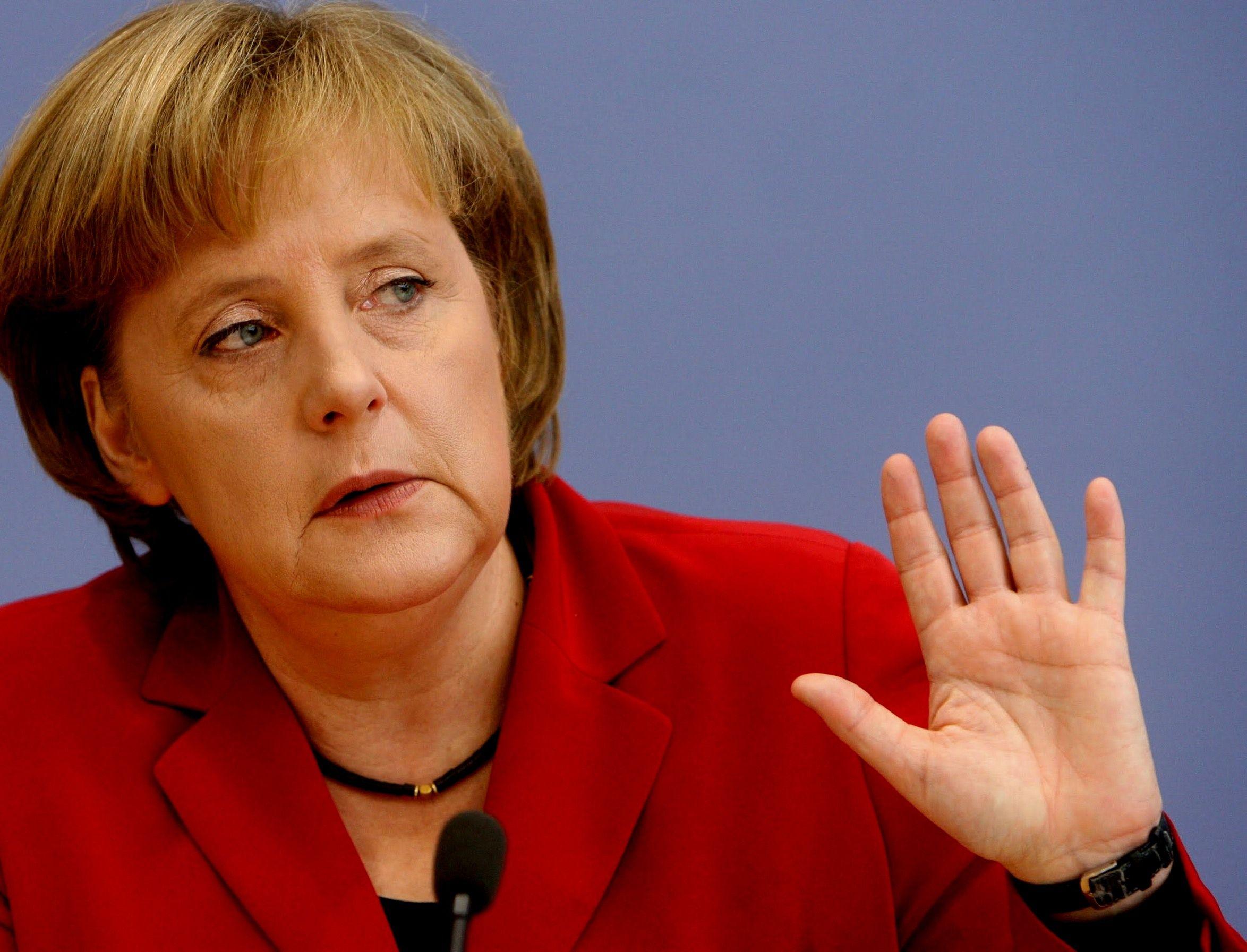 Celebrites Angela Merkel nude photos 2019