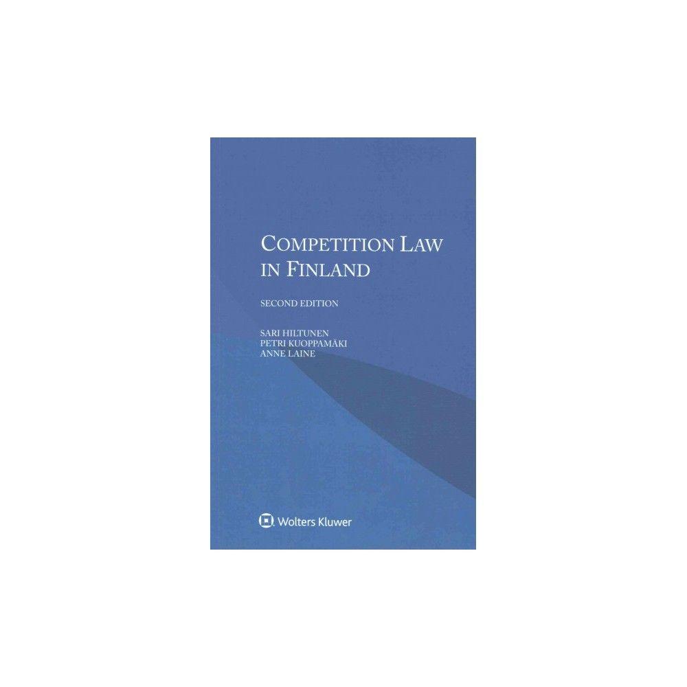 Competition Law in Finland (Paperback) (Sari Hiltunen)