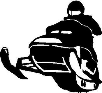 snowmobile stencil stuff to try pinterest Snowmobile Big Jump snowmobile stencil