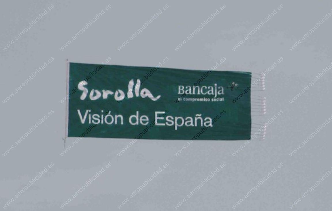 Publicidad con avionetas en España