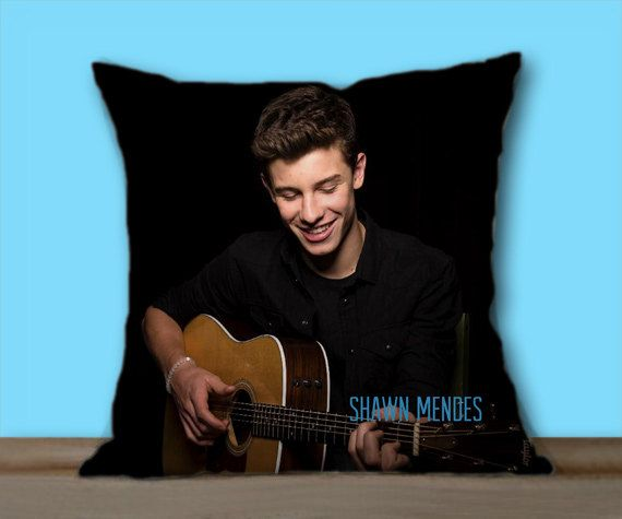 The Shawn Mendes EP On Decorative Pillow Covers $16.00