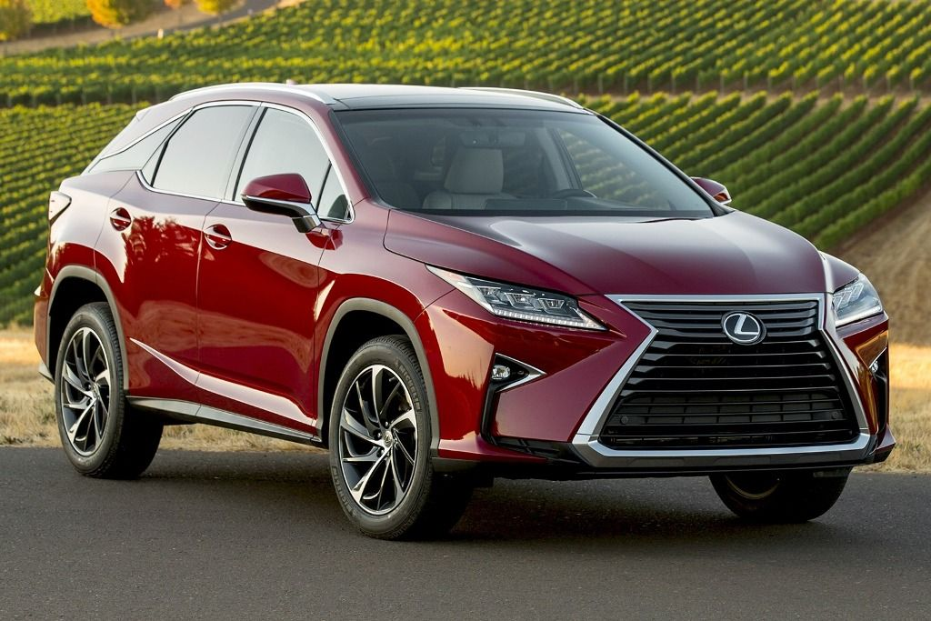 2018 Lexus Rx 350 Colors Release Date Redesign Price The