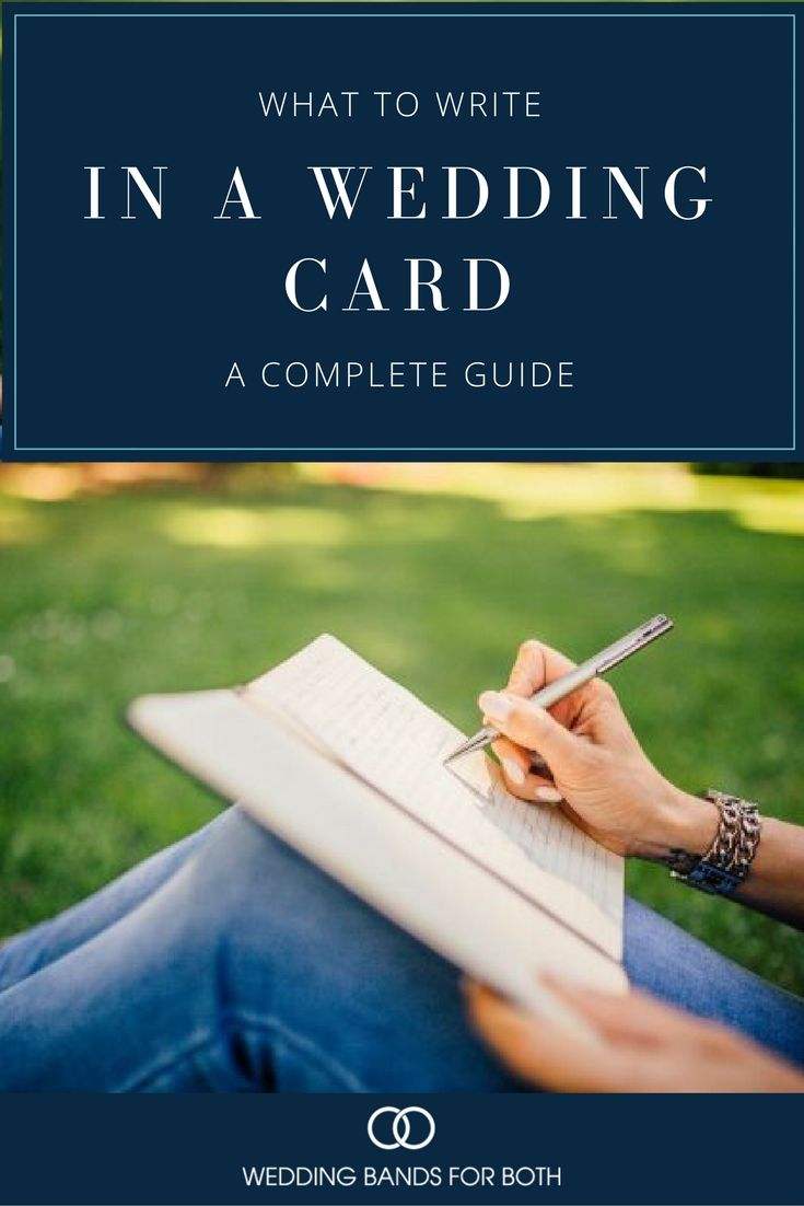 what to write in a wedding card complete guide  wedding