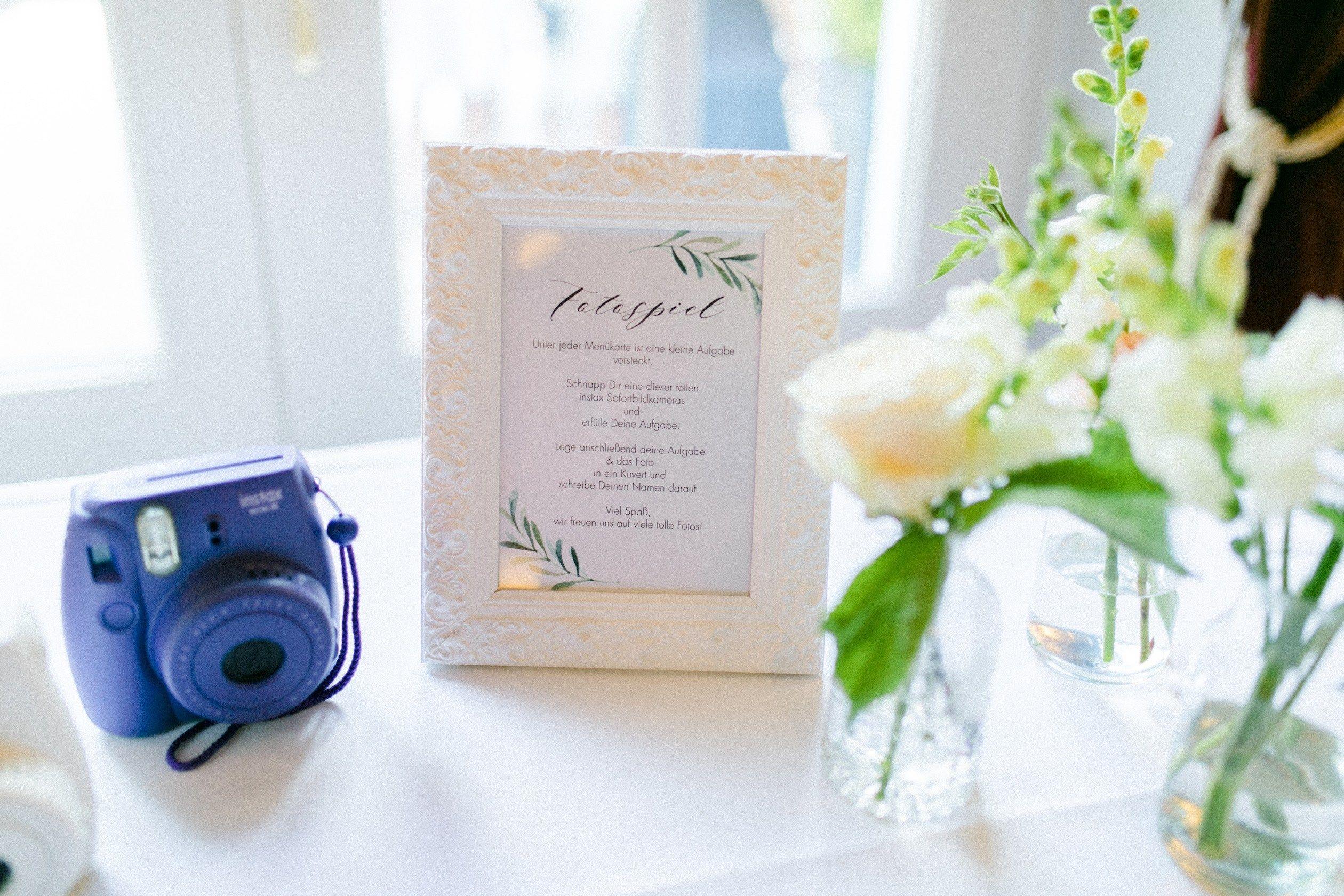 Fotospiel Mit Instax Sofortbildkameras Von Gearflix Mieten Statt Kaufen Allerliebeanfang Foto Spiele Hochzeit Spiele Gastebuch Hochzeit