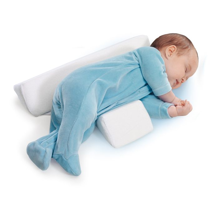side lying pillow baby
