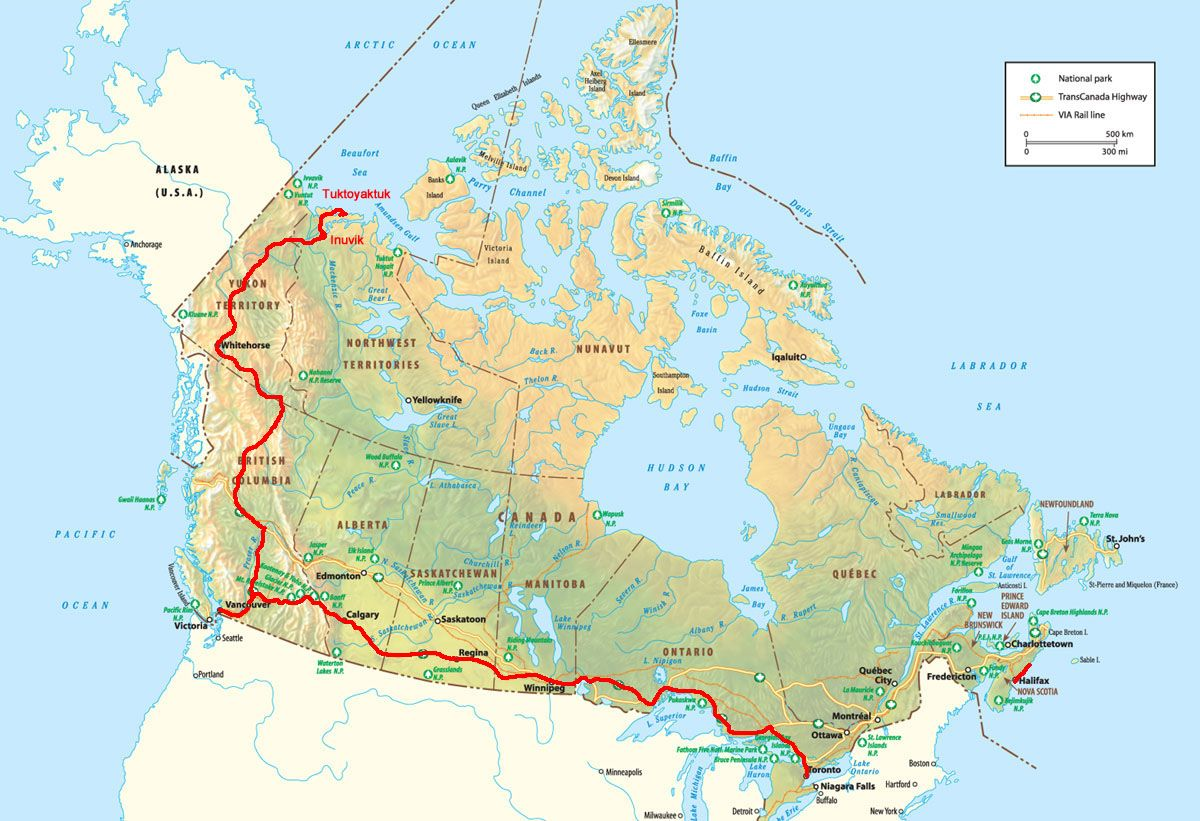Trans Canada Highway Map Retirement trip? #RVing #crosscountry @Emily Gaddo #love | Canada