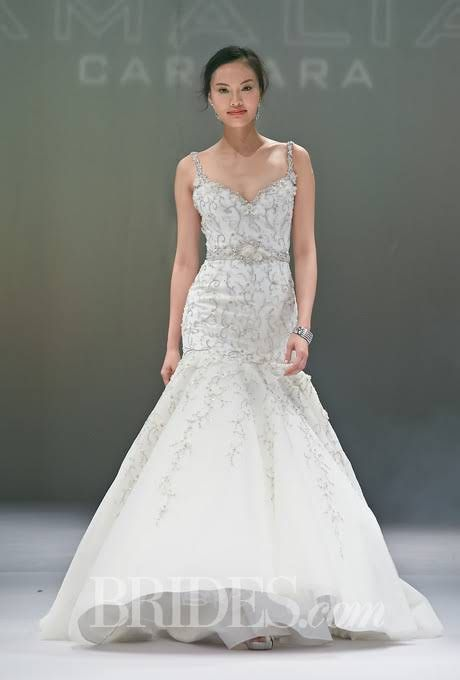Eve Of Milady Wedding Dresses Fall 2014 Bridal Runway Shows | Wedding Dresses Style | Brides.com