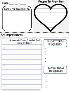 The Catholic Toolbox: FREE Printable Christian Journal Sheets and ...