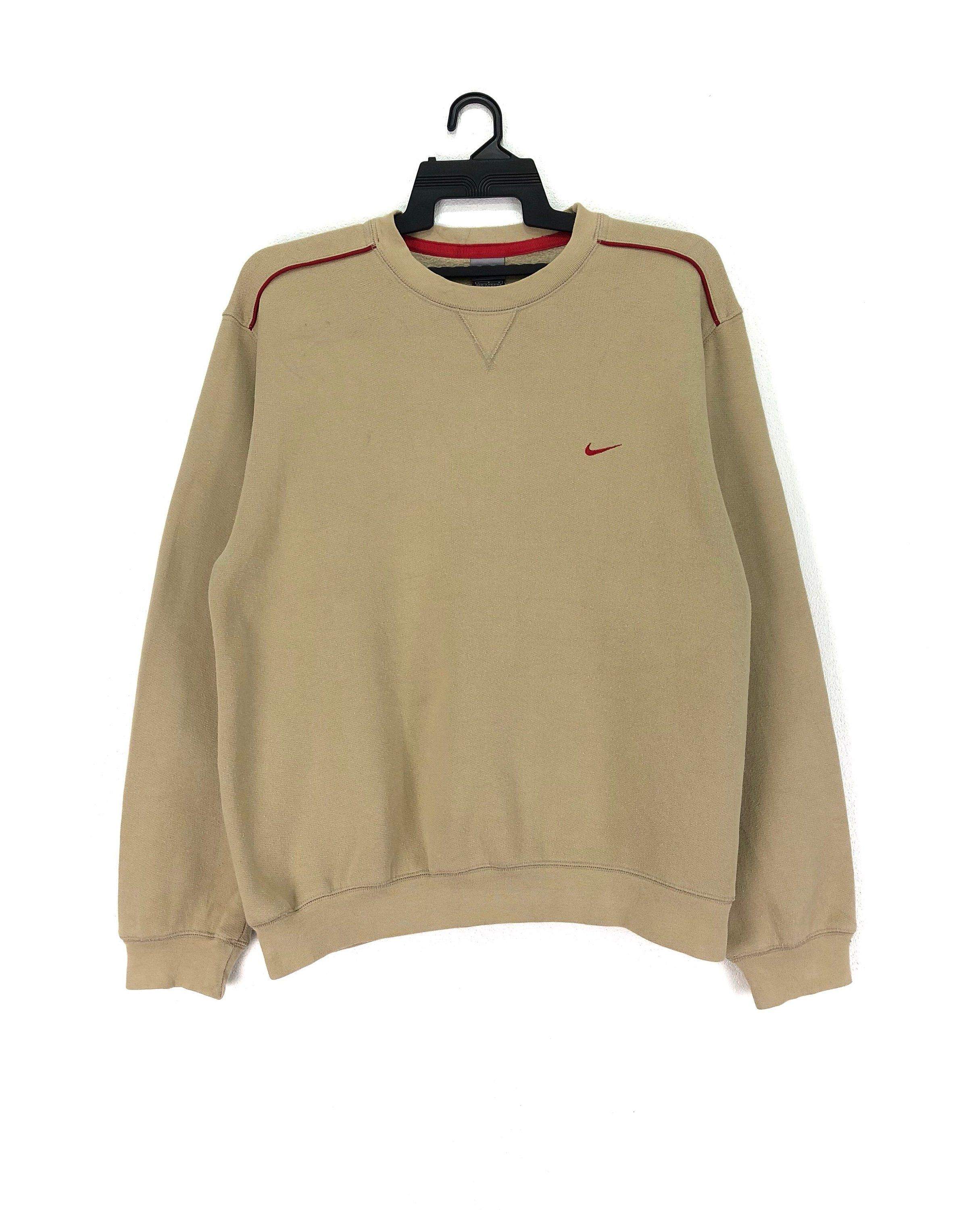 Vintage Nike Sweatshirt Crewneck Jumpers Embroidered Small  db3a63a34f6