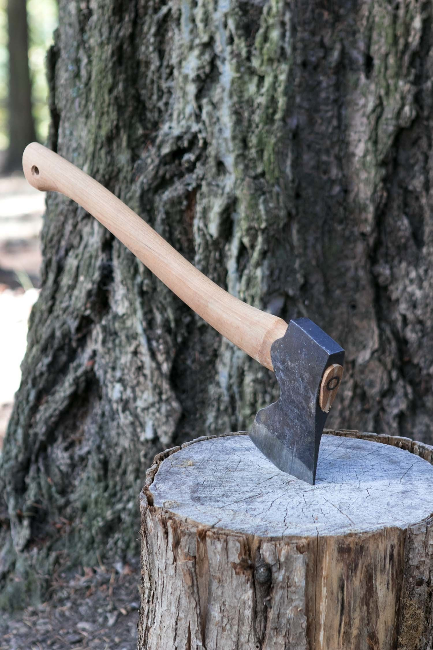 How to Sharpen and Care For Your Axe Diy stone fireplace
