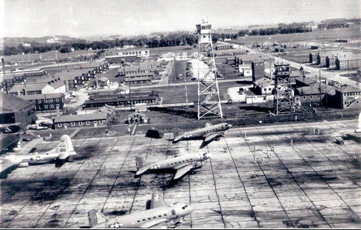 Sioux City Airbase Sioux City Iowa Sioux City Iowa