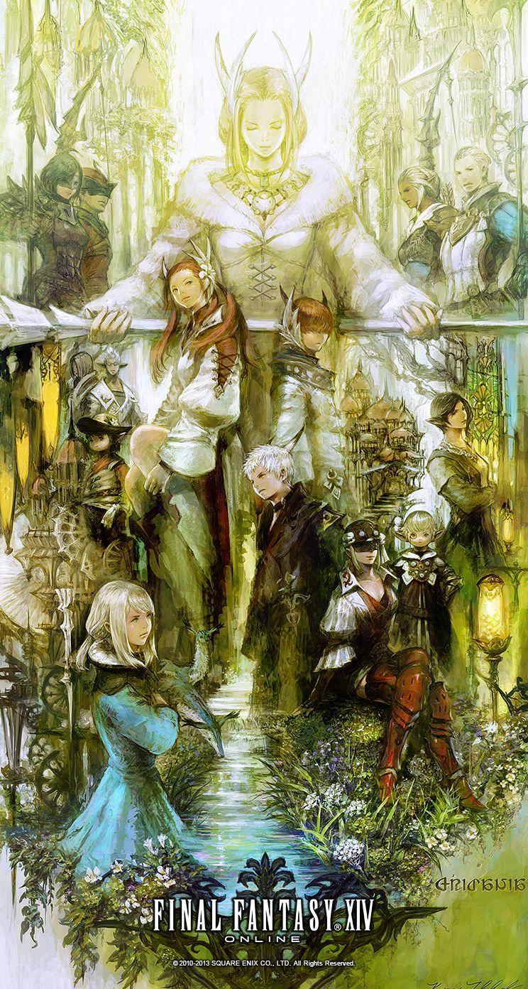 Ffxiv Spw 744x1392 Jpg 744 1392 Final Fantasy Artwork Final Fantasy Art Final Fantasy Xiv