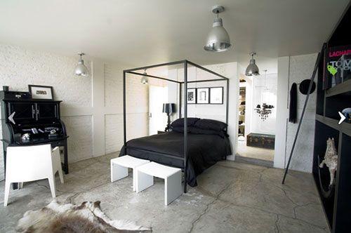 Slaapkamer Vloer Ideeen : Slaapkamer vloer ideeen gietvloer