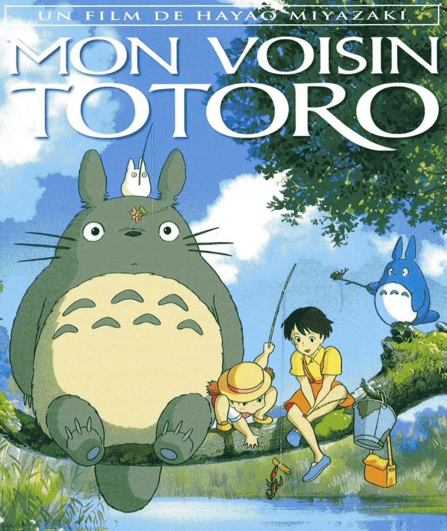 MIYAZAKI Mon voisin Totoro Totoro, Mon voisin totoro