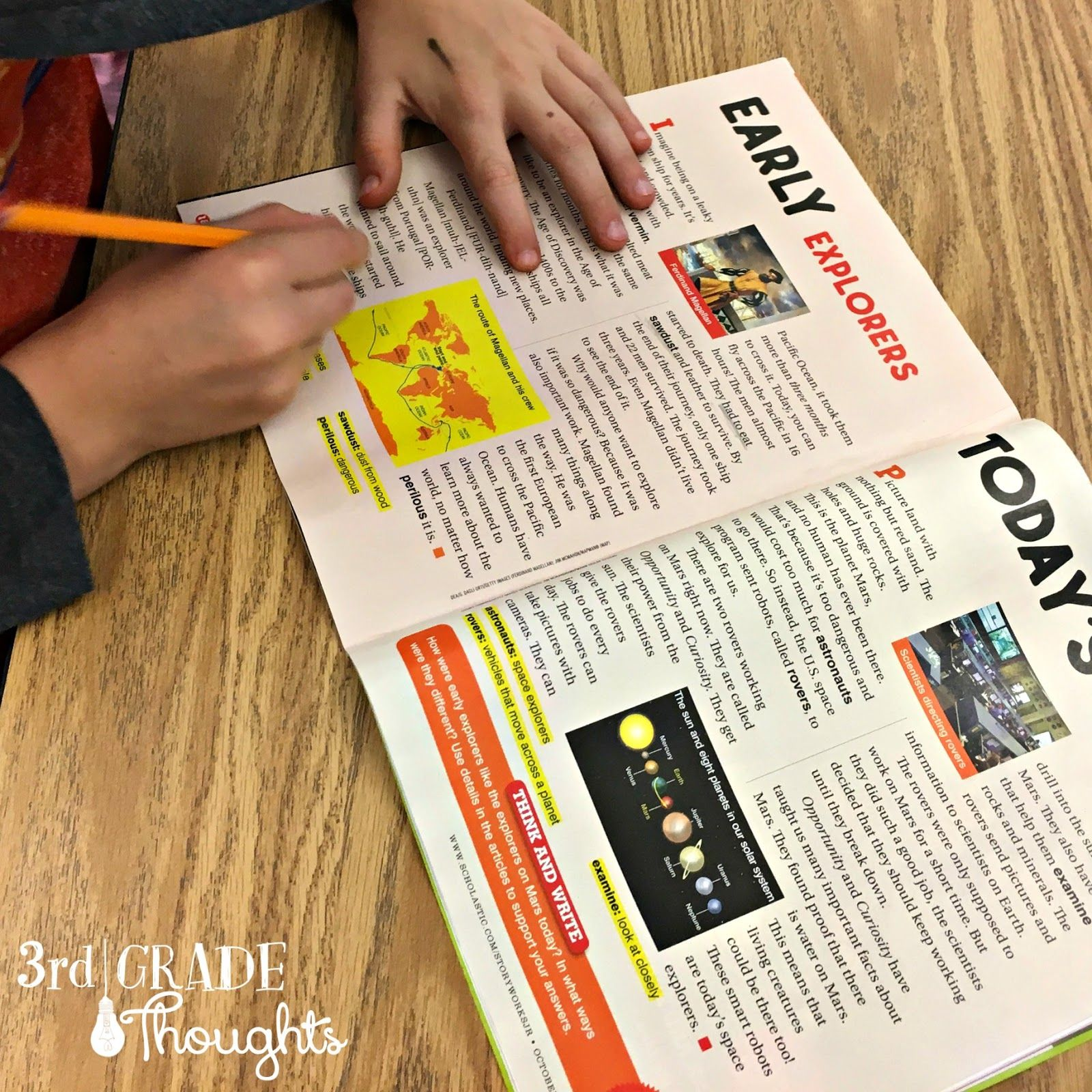 Smartteachingtips With Scholastic S Storyworks Jr