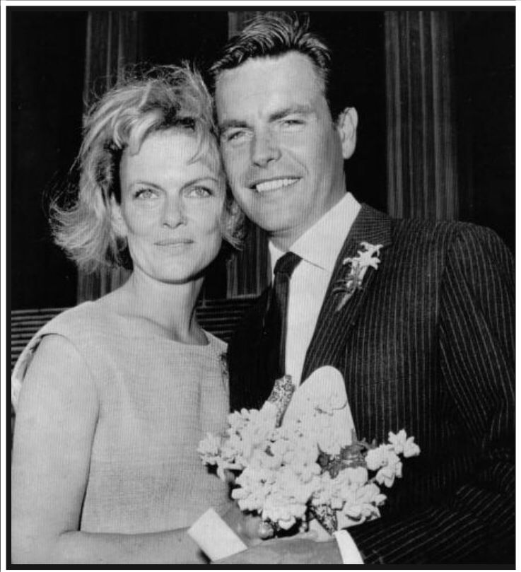 robert wagner and marion marshall wedding 196371 this