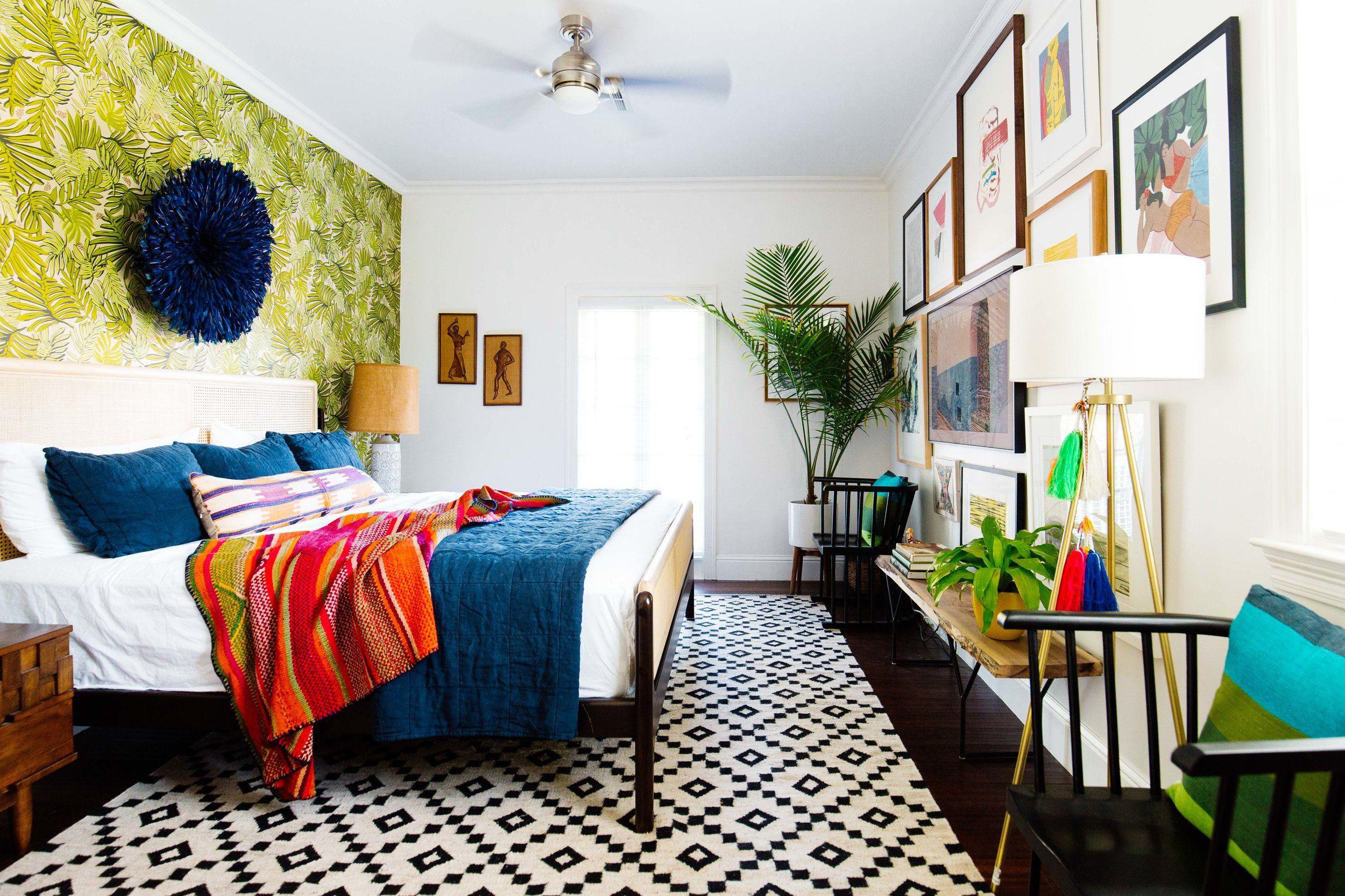 Our Crazy Colorful New Orleans Home Tour | Interiores y Hogar