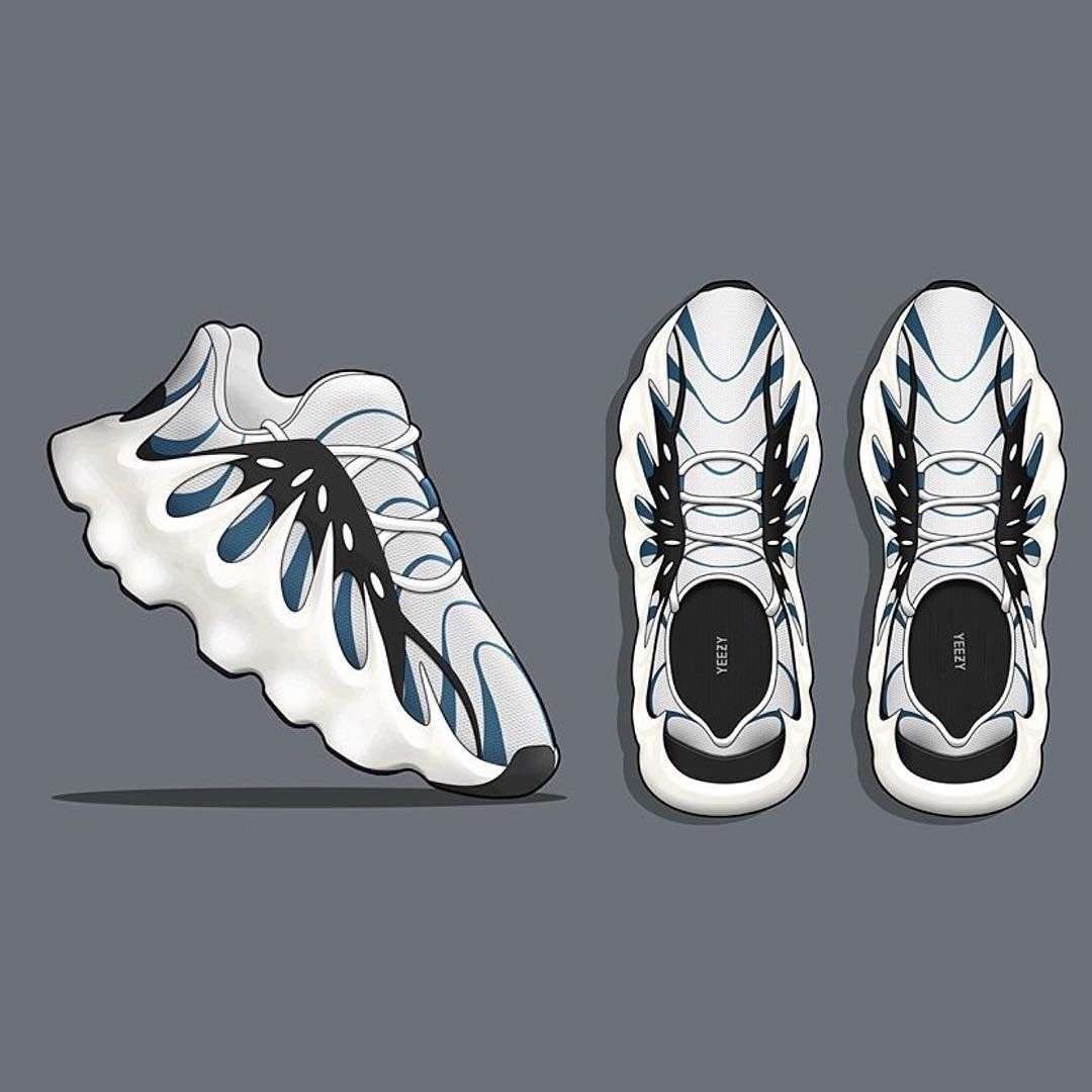 943850914b3d4 Yeezy thoughts sneakers design di adidas shoes jpg 1080x1080 Yeezy 451