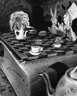 Alice in Wonderland by Abelardo Morell