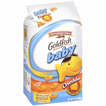 I M Learning All About Goldfish Snack Baby Cheddar Cracker At Influenster Goldfishsmiles Pepperidge Farm Goldfish Pepperidge Farm Goldfish Snack